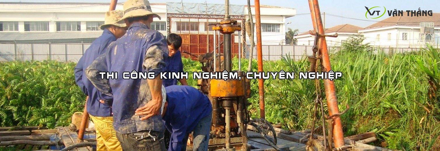Khoan giếng giá rẻ tại Hà Nội