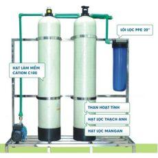 Cách xử lý nước giếng khoan bị nhiễm phèn hiệu quả nhất