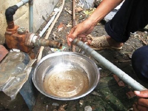 Nguyên nhân và cách khắc phục giếng khoan bị cạn nước