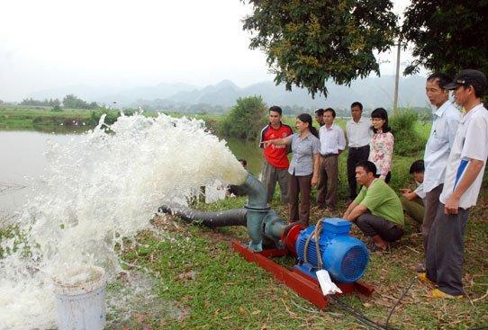 Kinh nghiệm sử dụng máy bơm nước dân dụng hiệu quả