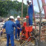 Khoan giếng công nghiệp tại Sơn Tây