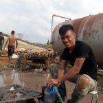 Dịch vụ khoan giếng tại Thái Nguyên giá rẻ