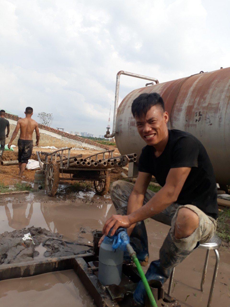 Chúng tôi đã nhận và thi công rất nhiều các dự án khoan giếng công nghiệp cho các xí nghiệp, công ty hay các công trình đang thi công tại Hà Nội và các tỉnh lân cận, và đã dược nhiều khách hàng tin tưởng sử dụng dịch vụ và đánh gia cao.